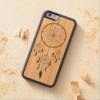 Capa De Madeira Cerejeira Bumper Para iPhone 6 Design ideal do coletor