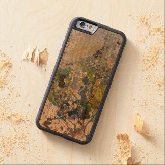 Capa De Madeira Cerejeira Bumper Para iPhone 6 Os Himalayas majestosos