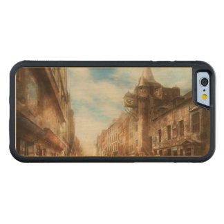 Capa De Madeira De Bordo Bumper Para iPhone 6 Cidade - operador 1865 de Scotland - de Tolbooth