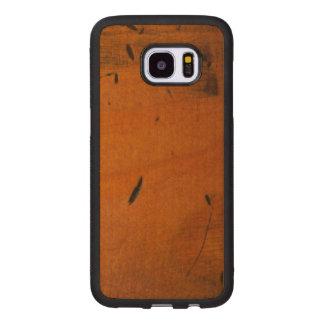 Capa De Madeira Para Samsung Galaxy S7 Edge Madeira de pinho Báltico legal Carved® de madeira