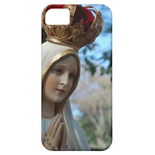 Capa de Nossa Senhora de Fátima para Iphone 5