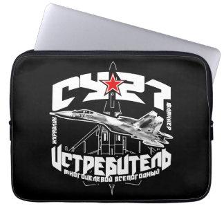 Capa De Notebook (Су-27) saco dos eletrônicos Su-27