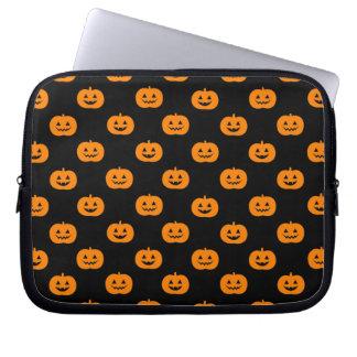Capa De Notebook A bolsa de laptop de Jack O'Lantern