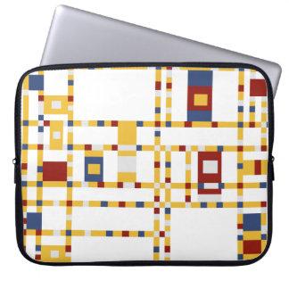 Capa De Notebook A bolsa de laptop do neopreno 15 polegadas