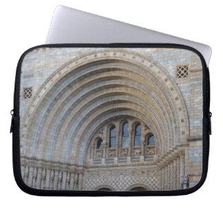 Capa De Notebook A bolsa de laptop do neopreno da entrada do museu