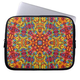 Capa De Notebook A bolsa de laptop Freaky do neopreno   do