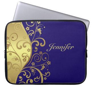 Capa De Notebook A bolsa de laptop--Redemoinhos da obscuridade & do