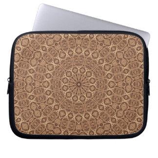 Capa De Notebook As bolsas de laptop coloridas torcidas do neopreno