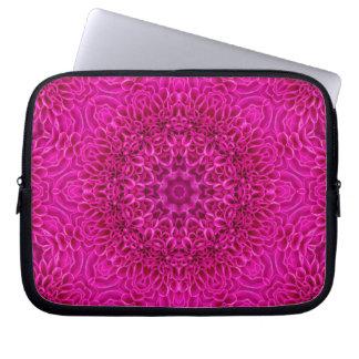 Capa De Notebook As bolsas de laptop cor-de-rosa do neopreno do