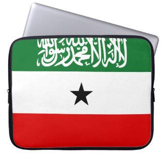 Capa De Notebook Bandeira nacional do mundo de Somaliland