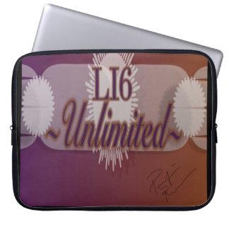 Capa De Notebook Caixa ilimitada do laptop da assinatura LI6