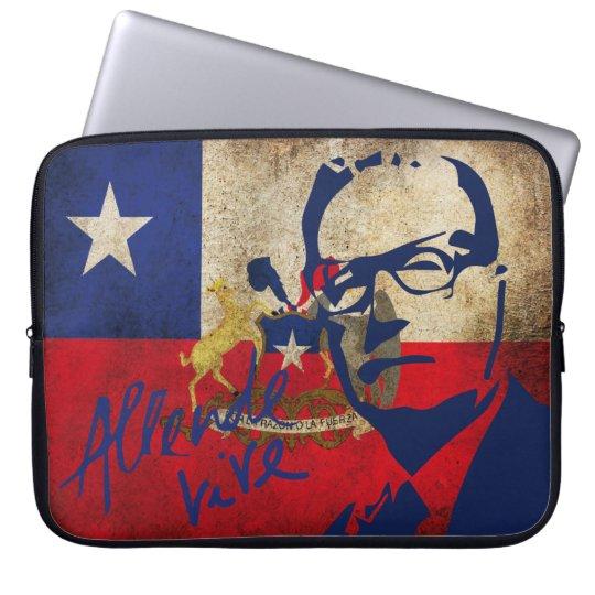 Capa De Notebook Capa para Lap Top- Allende vive!