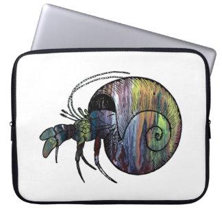 Capa De Notebook Caranguejo de eremita