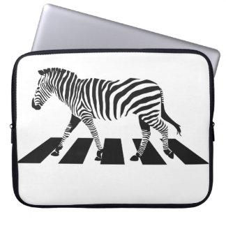 Capa De Notebook Cruzamento de zebra