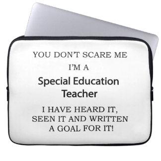 Capa De Notebook Ed especial. Professor