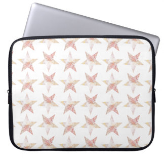 Capa De Notebook Estrelas