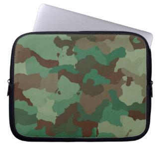 Capa De Notebook Exército - camuflagem