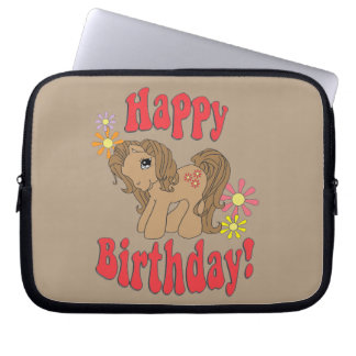Capa De Notebook Feliz aniversario 4