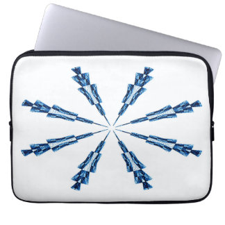 Capa De Notebook Floco de neve…