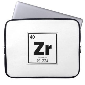 Capa De Notebook Formul da química do símbolo do elemento químico