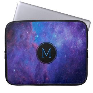 Capa De Notebook Fundo colorido do abstrato do espaço profundo