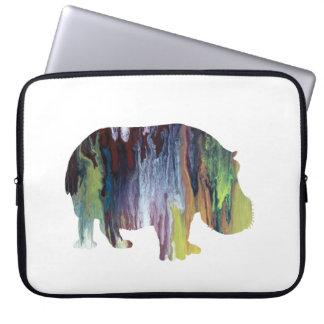 Capa De Notebook Hippopotamus