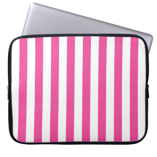 Capa De Notebook Listras verticais cor-de-rosa