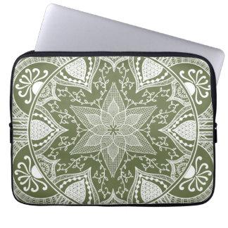 Capa De Notebook Mandala do musgo
