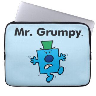 Capa De Notebook O Sr. Mal-humorado do Sr. Homem | é um Grump