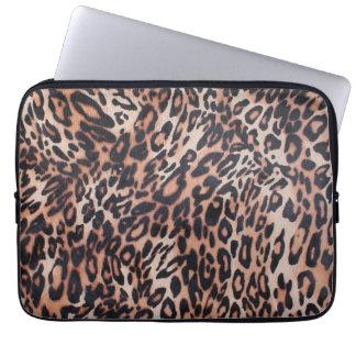 Capa De Notebook Pele do leopardo