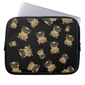 Capa De Notebook Pugs!