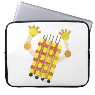 Capa De Notebook Sabão de patinagem a bolsa de laptop de 15