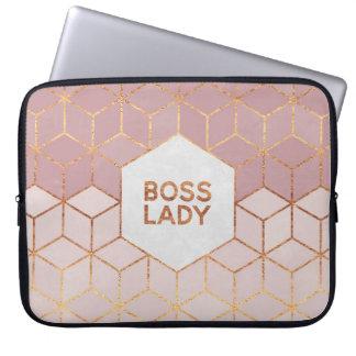Capa De Notebook Senhora do chefe