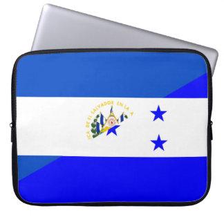 Capa De Notebook símbolo do país da bandeira de El Salvador