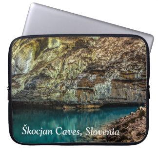 Capa De Notebook Škocjan cava o património mundial do UNESCO de