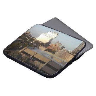 Capa De Notebook Toque da luva do laptop/tabuleta da cidade