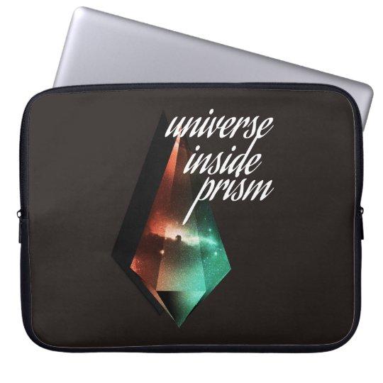 Capa De Notebook Universe inside prism