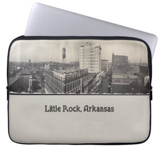 Capa De Notebook Vintage Little Rock Arkansas