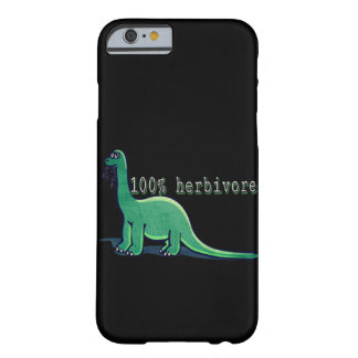 Capa de telefone 100% do dinossauro do vegan do
