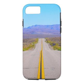 """""""Capa de telefone aberta da estrada """" Capa iPhone 7"""