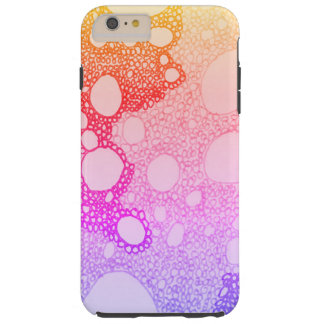 Capa de telefone abstrata do arco-íris
