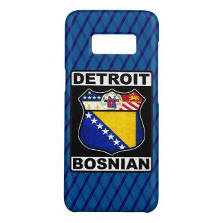 Capa de telefone americana bosniana de Detroit
