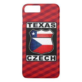 Capa de telefone americana checa de Texas