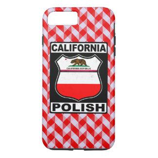 Capa de telefone americana polonesa de Califórnia