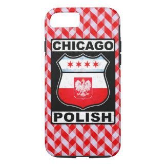 Capa de telefone americana polonesa de Chicago