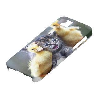 Capa de telefone animal capas para iPhone 5