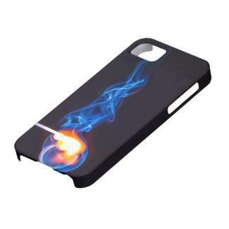 Capa de telefone ardente do móbil do fósforo