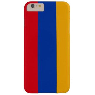 Capa de telefone arménia da bandeira
