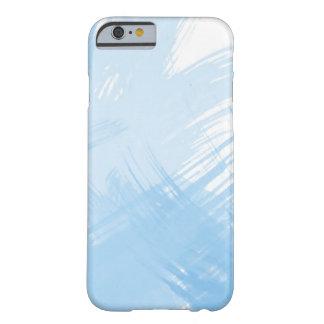Capa de telefone azul bonito do iPhone 6/6s da