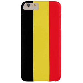 Capa de telefone belga da bandeira